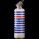 Fire extinguisher design PC Marine nationale white