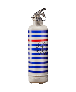 Fire extinguisher design PC Marine nationale white