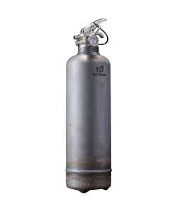 fire extinguisher design plain raw vintage