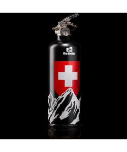 Estintore design Petit Suisse nero