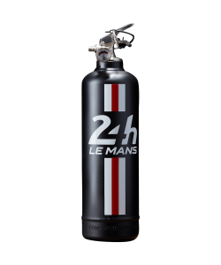 Fire extinguisher design 24H Le Mans Bandeau black