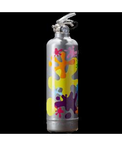 Estintore design AKLH Splash grigio