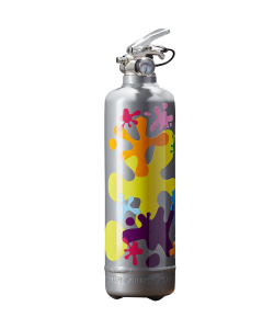 Fire extinguisher design AKLH Splash grey
