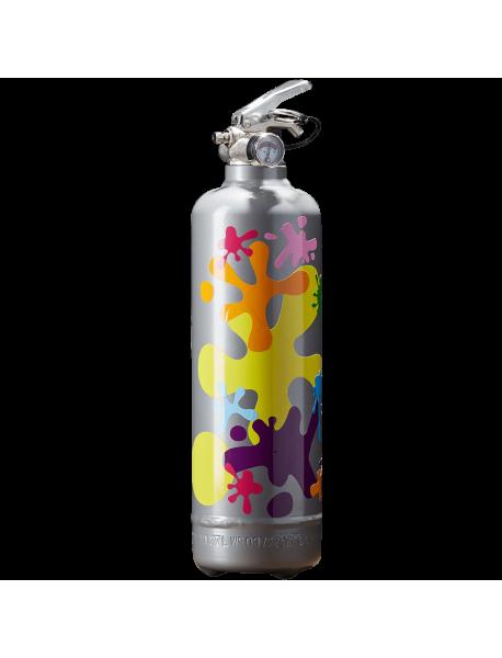 Fire extinguisher design AKLH Splash grey