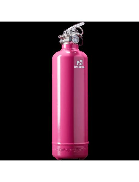 Fire extinguisher design pink