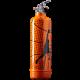 Fire extinguisher design Basketball orange