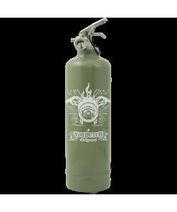 Fire extinguisher design Von Dutch Hollywood khaki