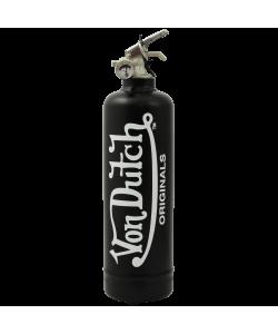 Fire extinguisher design Von Dutch Originals Logo NB