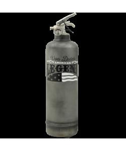 Fire extinguisher vintage Von Dutch American Legend