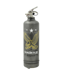 Fire extinguisher vintage Von Dutch Est 1929 Hollywood