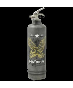 Fire extinguisher vintage Von Dutch Est 1929 Hollywood