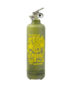 Fire extinguisher vintage Von Dutch Motor Kulture