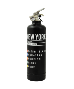 Designer fire extinguisher MTA Street Wear black
