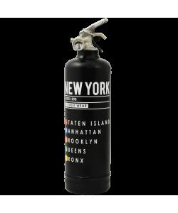 Estintore di design MTA Street Wear nero