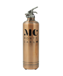 Fire extinguisher copper Monte Carlo