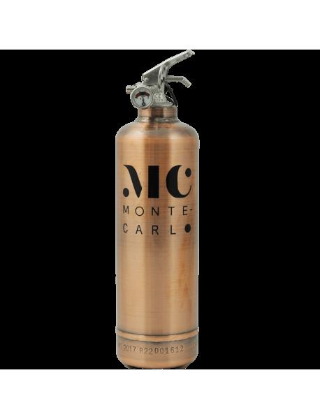 Fire extinguisher copper Monte Carlo