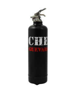 Designer fire extinguisher Che Guevara Classic black