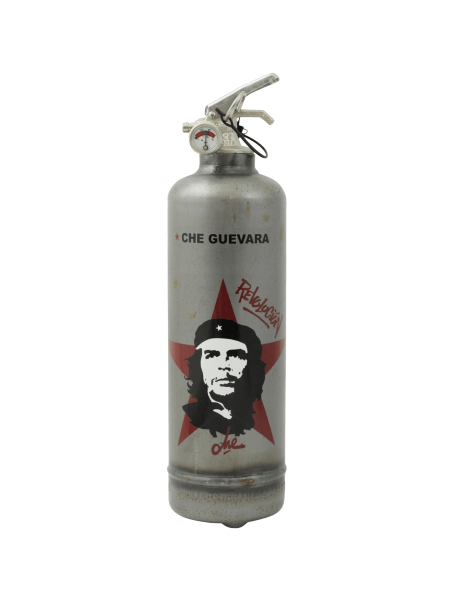 extincteur vintage Che Guevara Revolution