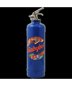 Estintore da cucina Babybel Logo motifs blu