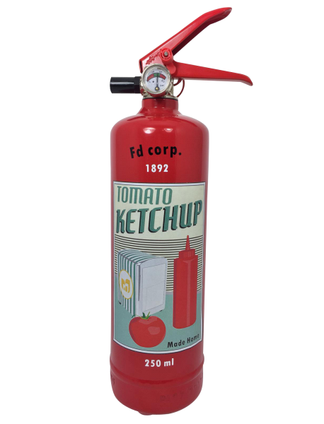 Tomato Ketchup rouge