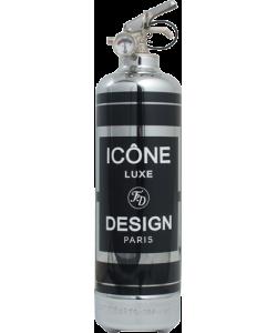 Icone Chrome/Noir