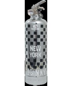 Rallye NY Chrome N/B