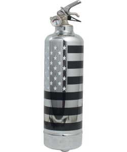 USA Flag Chrome