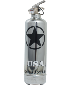 USA STAR CHROME