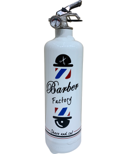 BARBER FACTORY BLANC
