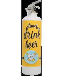 DRINK BEER BLANC