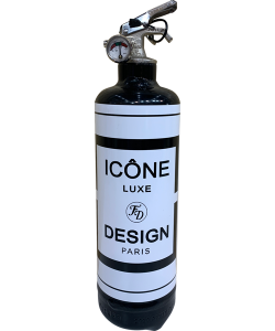ICONE BLANC/NOIR