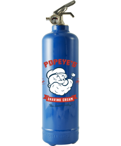 POPEYE SHAVING CREAM BLEU