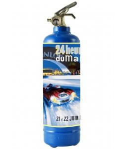 24H  du Mans Poster 3 Bleu