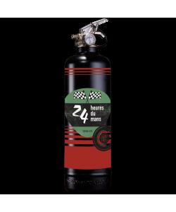 24H  du Mans Drapeaux 3 Noir