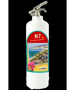 N7 Cannes blanc