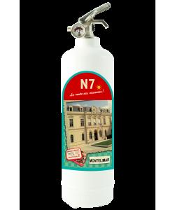 N7 Montélimar blanc