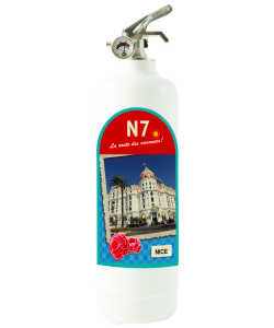 N7 Nice blanc