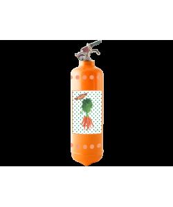 Parischéri Poil de carotte Orange