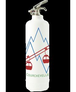 Parischéri Courchevelle Blanc