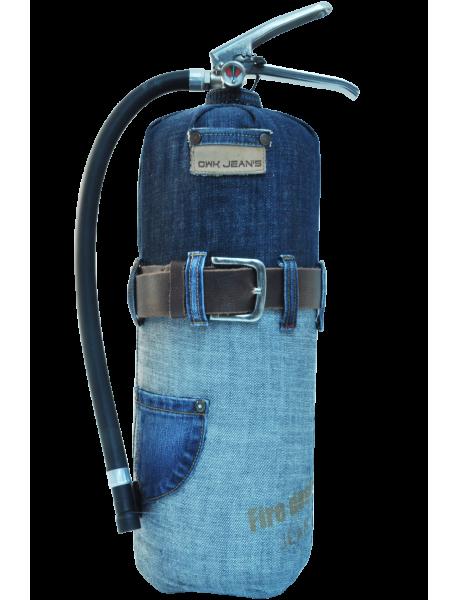 Extincteur design LOFT Jeans Série Limitée 2