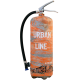 Fire extinguisher design LOFT Urban Line orange Limited Edition