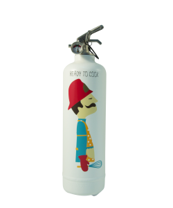 Fire extinguisher design TC Ready