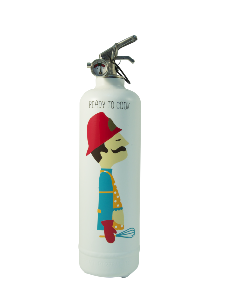 Fire extinguisher design TC Ready