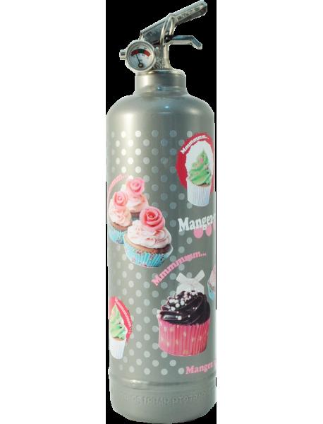 Estintore design UPPER Cupcake