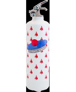 Fire extinguisher design PC Petit Bateau