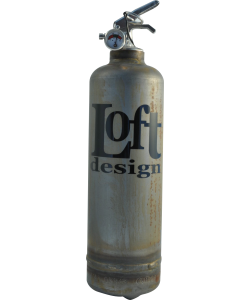Fire extinguisher Loft Design