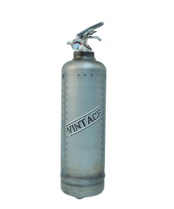 Fire extinguisher design Metal Vintage
