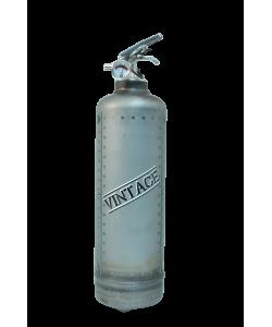Fire extinguisher design Metal Vintage