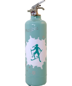 Fire extinguisher design PC Skieur
