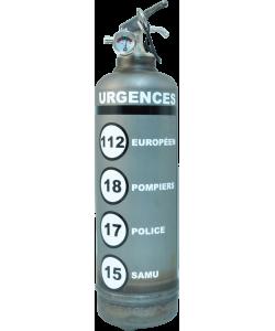 Urgences FR blanc